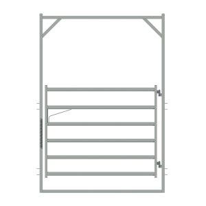 3.0m Horse Gate In Frame