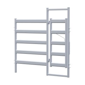 2.1m Bull Rail Manway Gate Panel